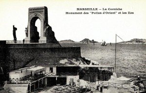 MARSEILLE MONUMENTS ORIENT